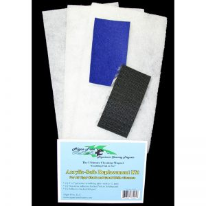 Acrylic-Safe Pads for all Tiger Shark & Great White Cleaners