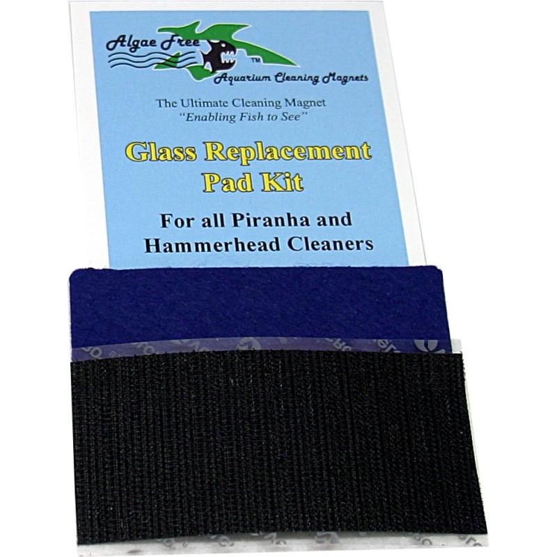 Glass Pads for Piranha & Hammerhead